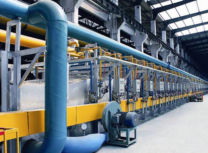 Spheroidizing furnace