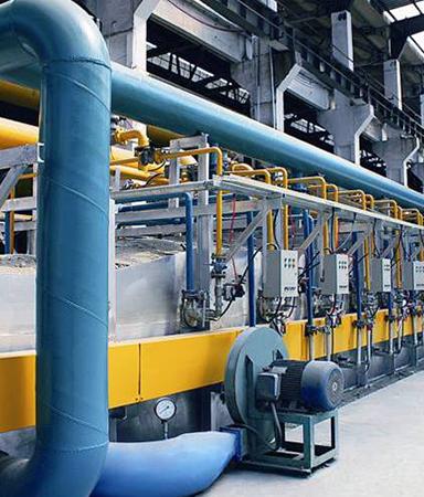 Bearing steel tube factory